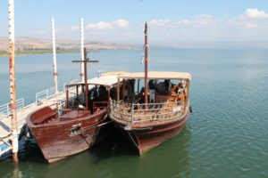 How the Discovery of the First-century Galilean Boat Confirmed the Accounts of the Gospel and Josephus Flavius