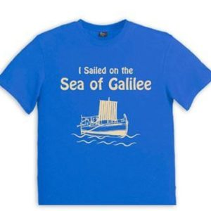 I Sailed One The Sea Of Galilee