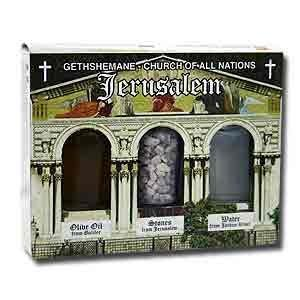 Jerusalem Holy Land Elements Gift Pack