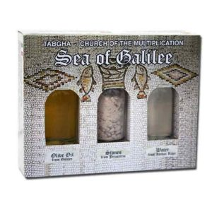 Tabgha Holy Land Elements Set Gift Pack