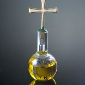 Standing Charm (Olive Oil/Holy Water/Soil)