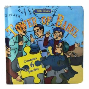 Tower Of Babel Puzzle Book