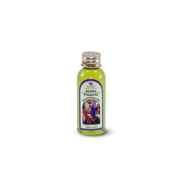 Anointing oil - Henna - 30 ml.