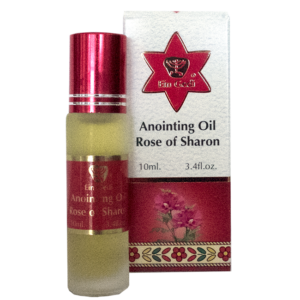 Rose Of Sharon Anointing Oil. Roll-On 10ml