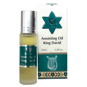 King David Anointing Oil. Roll-On 10 ml