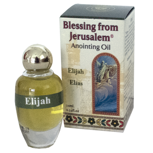 Elijah Anointing Oil. 10 ml