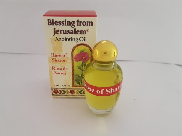 Rose of Sharon- Anointing Oil 10 ml
