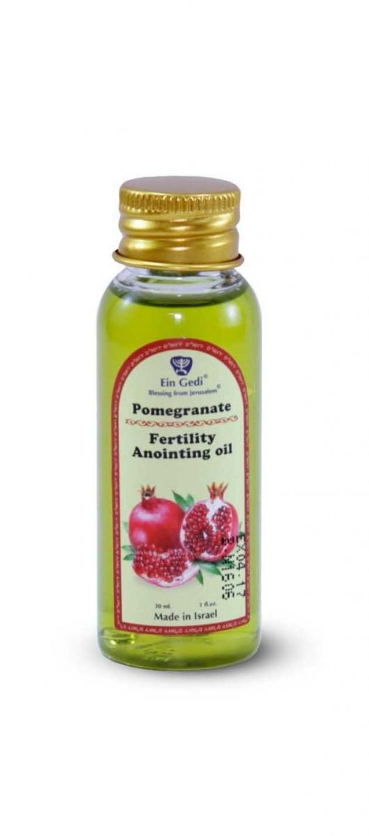 Fertility Anointing Oil-Pomegranate-30 ml.