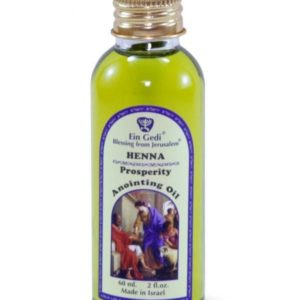 Prosperity Anointing Oil-Henna 100 ml