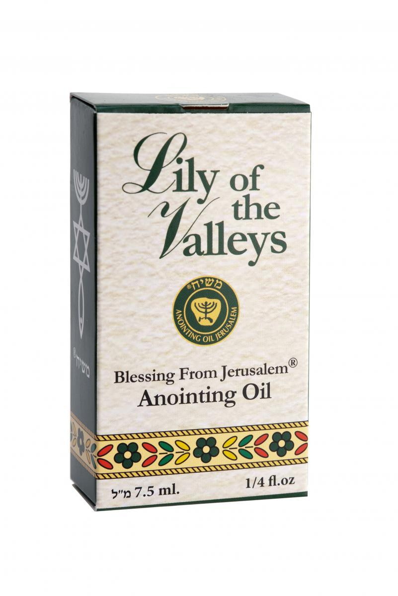 Lily of the Valleys- Anointing Oil 7 5 ml