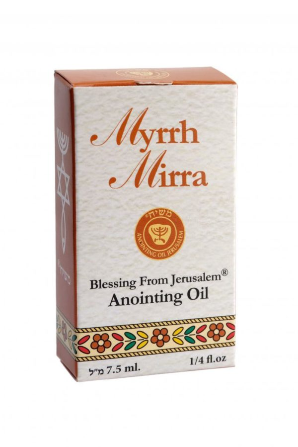 Myrrh Anointing Oil 7.5ml