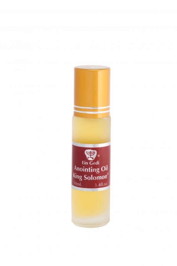 King Solomon Anointing Oil. Roll-On 10ml