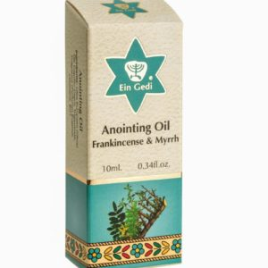 Frankincense & Myrrh Anointing Oil Roll-On. 10 ml