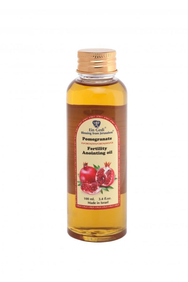 Anointing Oil Pomegranate - 100ml