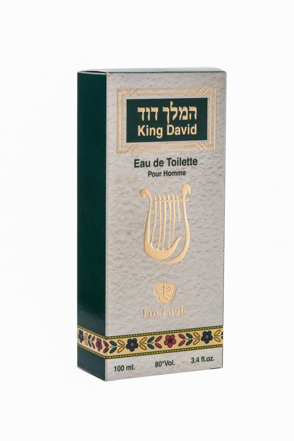 King David Eau de Toilette 100ml