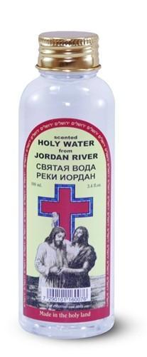 Holy Water From Jordan River