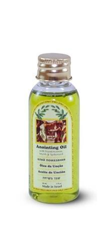 Anointing Oil With Frankincense, Myrrh and Spikenard (Nardo) - 30 ml.