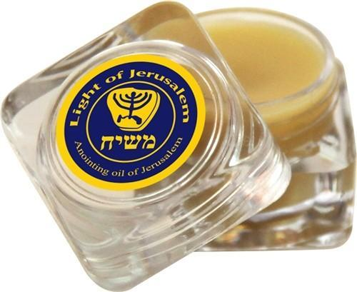 Light of Jerusalem Anointing Oil Salve