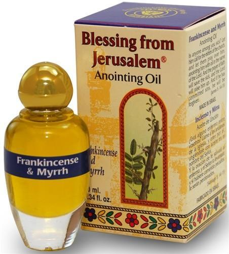 Frankincense and Myrrh- Anointing Oil 10 ml