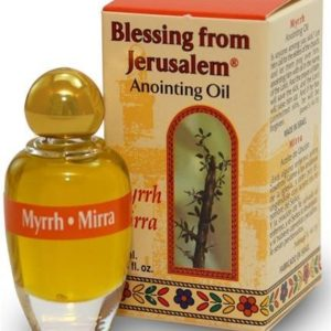 Myrrh- Anointing Oil 10 ml