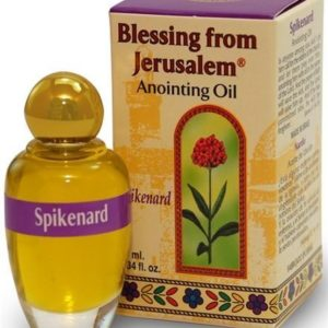 Spikenard (Nardo) – Anointing Oil 10 ml