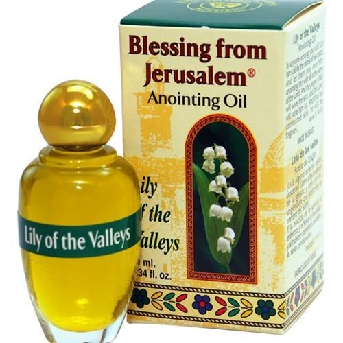 Lily of the Valleys- Anointing Oil 10 ml