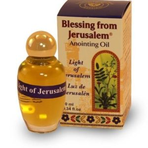 Light of Jerusalem- Anointing Oil 10 ml