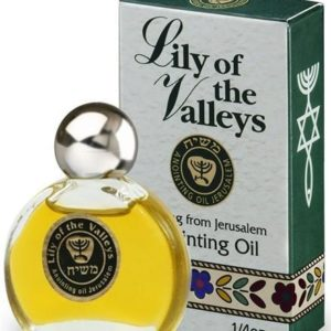 Lily of the Valleys- Anointing Oil 7.5 ml.