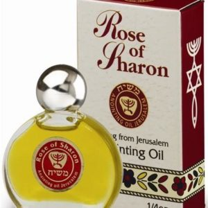 Rose of Sharon- Anointing Oil 7.5 ml