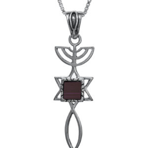 The Nano-Bible Grafted-In Pendant