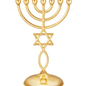 Grafted-in Menorah
