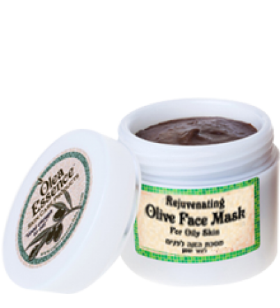 Olive Face Mask for Oily Skin