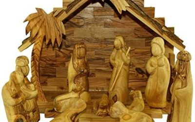What the Source of the Olive Wood Cross Symbolizes in Jewish and Christian Faiths