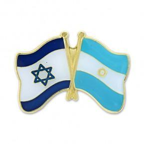 Flag Pin Badge
