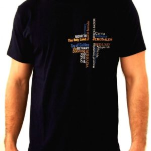 Places In The Holy Land T-Shirt