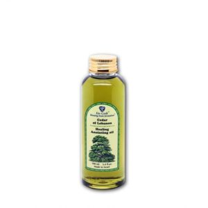 Healing Anointing Oil-Cedar Of Lebanon – 100 ml