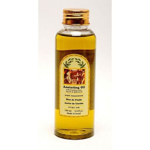 Anointing Oil Frankincense, Spikenard and Myrrh - 100ml