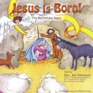 Jesus Is Born. The Bethlehem Story