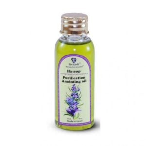 Purification Anointing Oil – Hyssop 30 ml