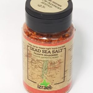Dead Sea Salt Picante Seasoning
