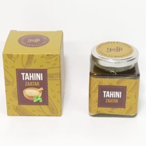 Tahini Zaatar Spread from the Holy Land