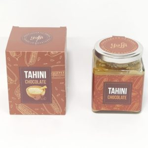 Tahini Chocolate Spread from the Holy Land