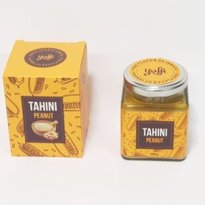 Tahini Peanut Spread from the Holy Land