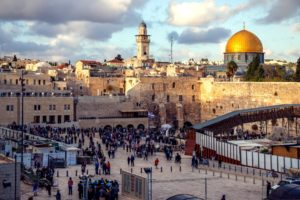 Jerusalem – the Sacred City