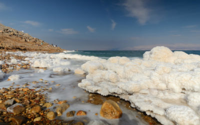 Dead Sea – the Endangered Miracle